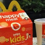 McDonald's slams San Francisco ban on Happy Meals