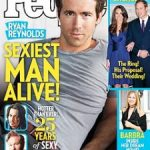 Ryan Reynolds Named People Magazine's Sexiest Man Alive