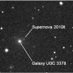 Girl, 10, becomes youngest to discover supernova