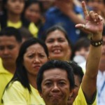 "Philippines hails ""people power"" in Egypt"