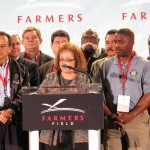 NFL in LA? Farmers Field to be LA's new showplace