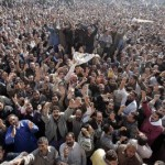 Egypt's army stands aside as protesters vow to top 1M