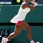 Serena Williams treated for blot clot in lungs