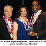 Caesars Entertainment honored as 'Corporation of the Year'