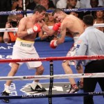 Action-packed boxing from 'Action Heroes' in Vegas