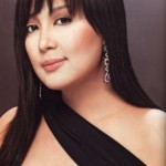 Sharon Cuneta lost at least 6 inches off her waist