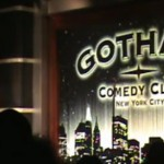 Air Tabigue as he opened up for Rex Navarrete at New York's Gotham Comedy Club