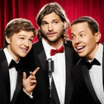Kutcher starts on 'Two And A Half Men' TV show