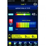 Nissan releases Blackberry, Android application for all-electric Nissan Leaf