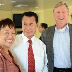 State Senator Yee visits L.A., seeks support of Fil-Am leaders