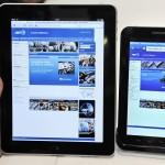 Global computer sales slow as people turn to tablets