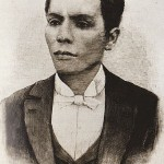 Andres Bonifacio and his Camisa de Chino