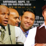 Stop blabbing and fight me, Pacquiao tells Mayweather