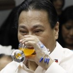 Corona apologizes to Senate impeachment court, denies walkout