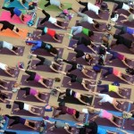'World largest yoga class' canceled this summer