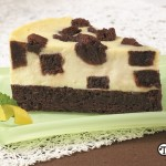 Brownies and Cheesecake: A perfect match
