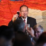 Aquino urges Australian traders to 'ride the wave of optimism' and invest in PHL