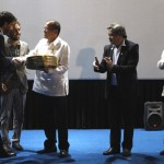 Aquino attends premiere showing of newly-restored 'Genghis Khan'