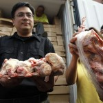 P40-M worth of smuggled Peking ducks, pigeons seized in Manila