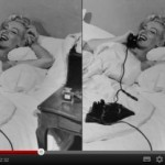 Chanel publishes unseen footage about Marilyn's love for N°5