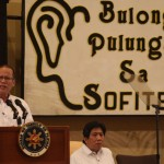 Aquino to focus on improving government bonus granting system, land use issue next year