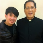 Colina Salon team supports Filipino priests in staging Fides Ecclesiae, The musical