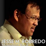 JESSE M. ROBREDO MEMORIAL BOOK
