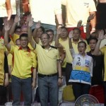 Palace assures government funds won't be used for Team Pnoy campaign
