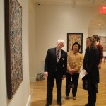Works of FilAm Artist Alfonso Ossorio on Exhibit in D.C.