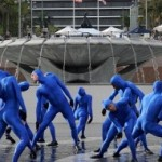 MORE THAN 2,000 GRAND PARK VISITORS JOIN IN LARGEST-EVER PARTICIPATORY RECREATION OF EXCERPTS FROM ALVIN AILEY'S REVELATIONS
