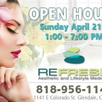 Refresh: Aesthetic & Lifestyle Medicine Open House