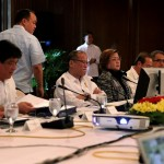 President Aquino signs into law a consolidated bill amending Rural Bank Act to allow foreign capital infusion in rural banks
