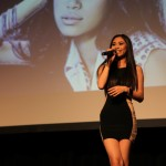 Jessica Sanchez and Apl.de.ap performed at the Time for Hope Gala