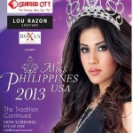 Miss Philippines USA 2013 is all set for Aug. 18