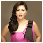 Regine undergoes therapy to treat hoarse voice
