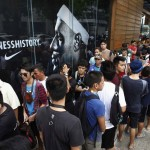 LeBronmania hits the Manila