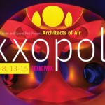 "THE MUSIC CENTER AND GRAND PARK INTRODUCE LOS ANGELES TO ARCHITECTS OF AIR'S ""EXXOPOLIS,"" A MONUMENTAL SENSORY EXPERIENCE"
