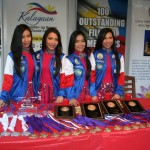 The Gollayan sisters receive accolades from the Filipino community for winning WCOPA top awards