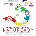 """National Science Club Month 2013 """"NATUREADY"""""""