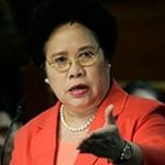 Miriam proposes phase-out of 'pork barrel' by 2016
