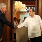 Visiting defense chief says US not seeking permanent bases in PHL