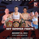 MUAY THAI KICKBOXING SET TO STRIKE FAN EXCITEMENT AT PECHANGA RESORT & CASINO THIS SUMMER