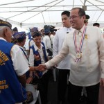 On National Heroes' Day, Aquino pays tribute to OFWs, soldiers