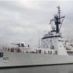 BRP Ramon Alcaraz now in dry-dock