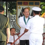 President Aquino enjoins all departments to support Pablo rehab
