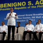 President Aquino cites Newborn Screening Society of the Philippines for cooperation to curb diseases