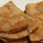 Meat-Free Favorites : Egg and Dairy-Free Crêpes