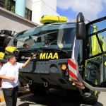 MIAA acquires new sets of equipment vital to airport operations