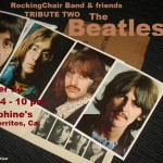 Bands to play at Tribute Two The Beatles at Josephine's in Cerritos November 24