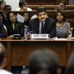 No grandstanding allowed in Napoles hearing — TG Guingona